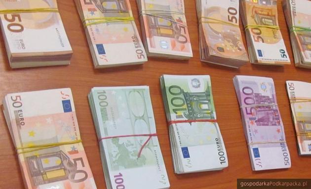 Przewoził ponad 100 tys. euro - zapomniał zgłosić na granicy