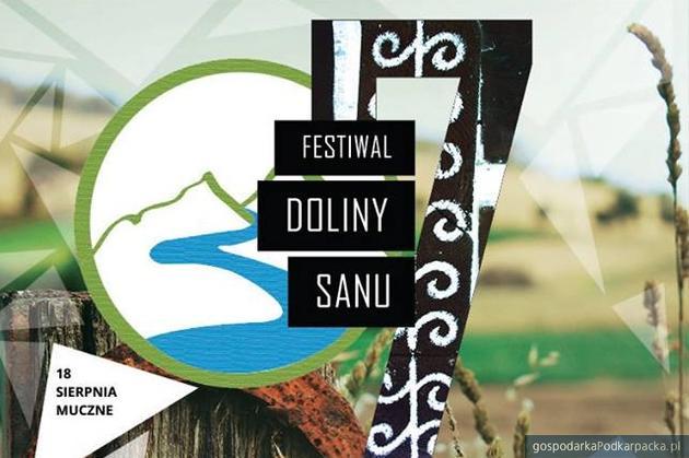 Festiwal Doliny Sanu 2018 w Mucznem w Bieszczadach