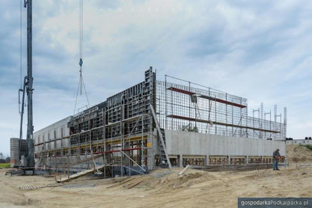 Wkrótce koniec I etapu budowy krytej pływalni w Lubaczowie