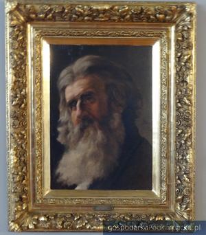"""""""Portret starca"""" Artura Grottgera w Muzeum Okręgowym w Rzeszowie"""