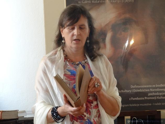 Maria Stopyra, autorka wniosku do Ministerstwa Kultury