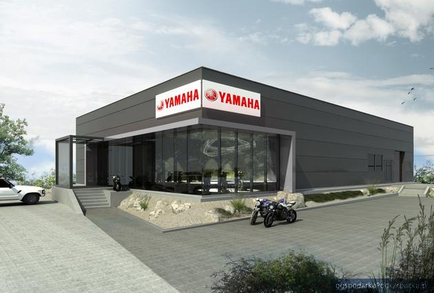 Otwarcie salonu Yamaha w Rzeszowie