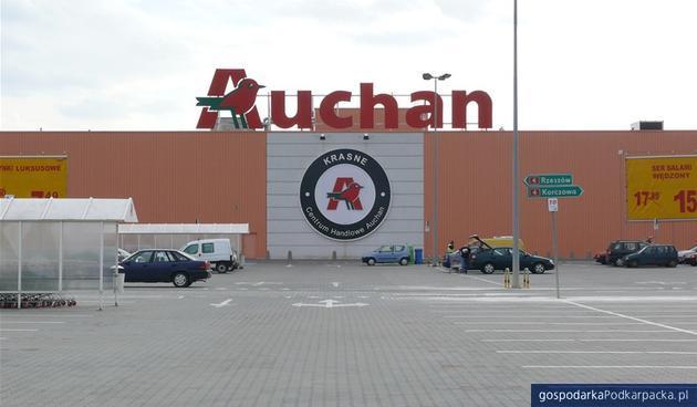 Promocje w Auchan w Rzeszowie Krasnem gospodarkaPodkarpacka.pl