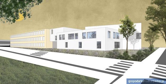 Kolejna szkoła w Stalowej Woli zyska nowoczesną halę sportową