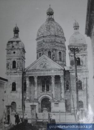 Ślady trudnej przeszłości – historia cerkwi greckokatolickiej w Radymnie