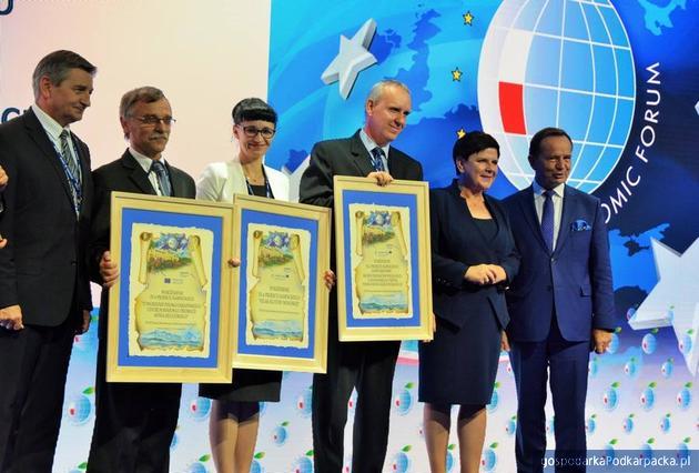 """Projekt """"Szlak Kultury Wołoskiej"""" nagrodzony w Krynica"""