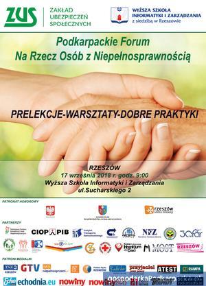 Podkarpackie Forum Na Rzecz Osób z Niepełnosprawnością