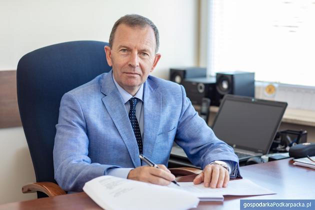 Bogusław Kida, zastępca prezesa WFOŚiGW w Rzeszowie