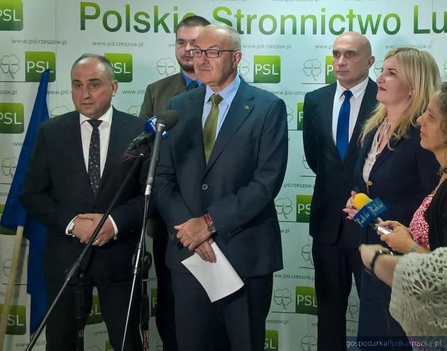 PSL przedstawia kandydatów do Sejmiku z okręgu przemyskiego