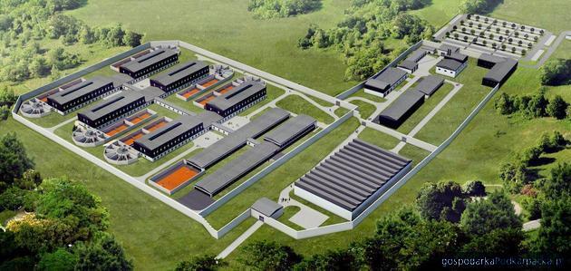 Jest już przetarg na projekt nowego więzienia w Sanoku
