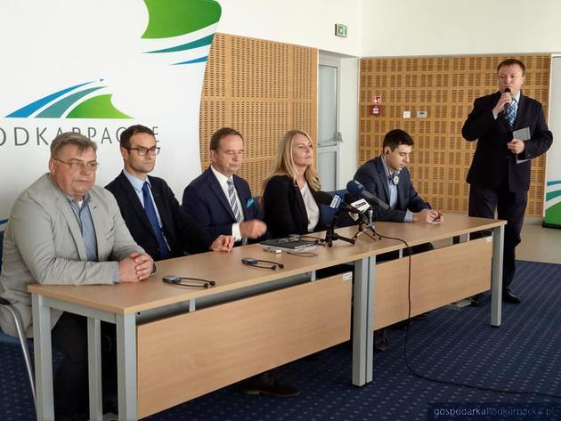 Komisja Transportu Parlamentu Europejskiego odwiedza Podkarpackie