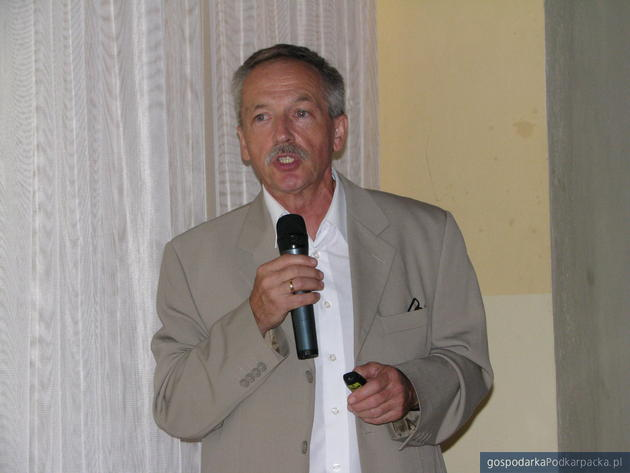 Prof. Jan Krupa, fot. Adam Cyło
