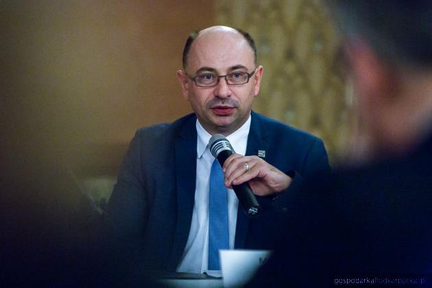 Dr Mateusz Szpytma. Fot. Sławomir Kasper (IPN)