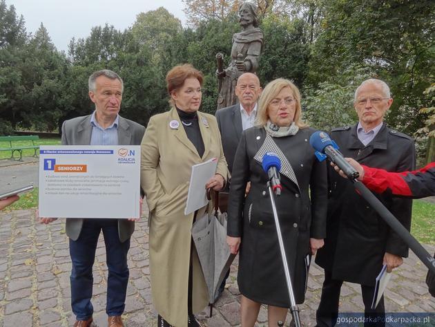 Program Koalicji Obywatelskiej dla seniorów w Rzeszowie