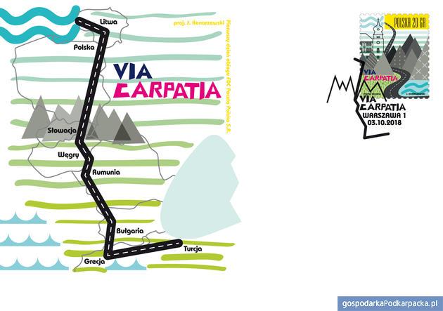 Viacarpatia - koperta