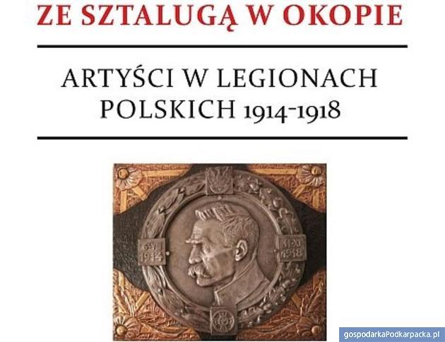 """Wystawa """"Artyści w Legionach Polskich 1914-1918"""""""