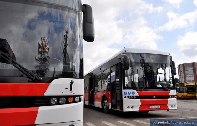 Pierwsze nowe autobusy dotarły już do Przemyśla