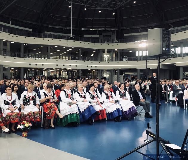 Trwa konwencja wyborcza PiS w Jasionce