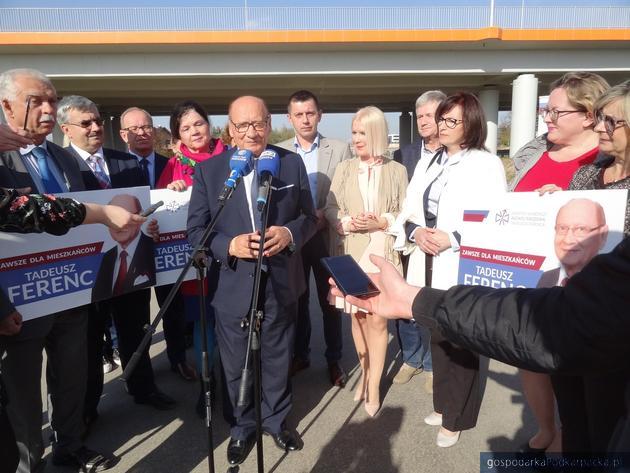 Powstaną nowe skrzyżowania dwupoziomowe – zapowiada prezydent Ferenc