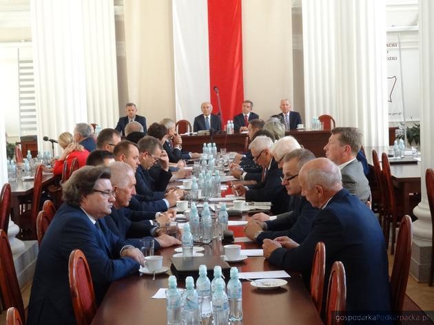 Ostatnia sesja Rady Powiatu Rzeszowskiego