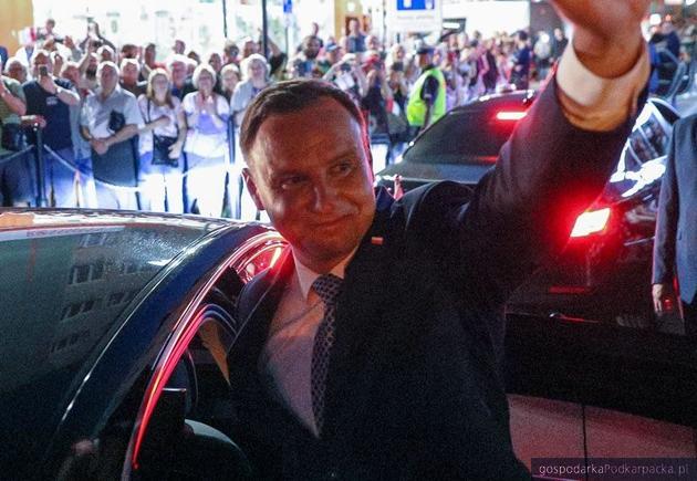 Prezydent Andrzej Duda przyjedzie na Podkarpacie