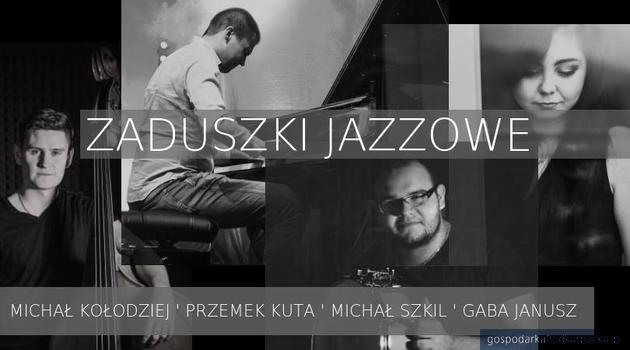 Zaduszki Jazzowe z Gabą Janusz w pubie Niezła Sztuka