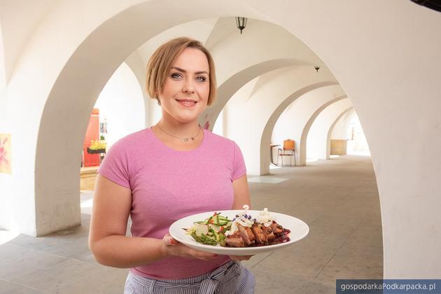 Małgorzata Smerecka, restauracja Posmakuj Krosno