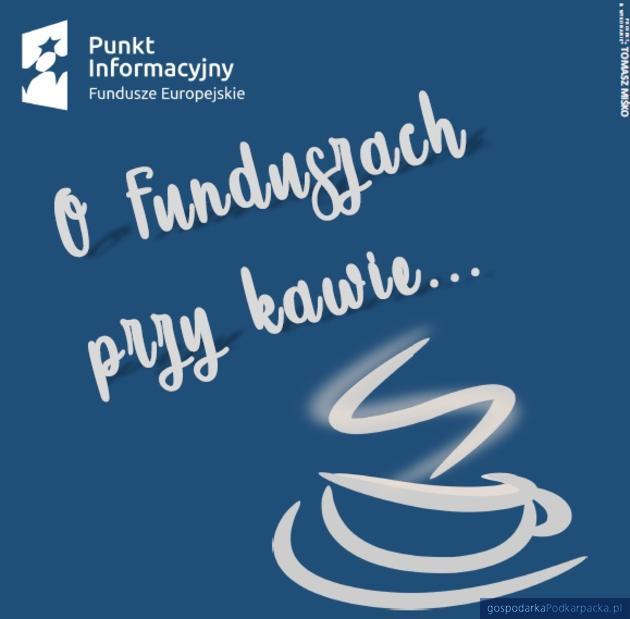 """""""O funduszach przy kawie"""" w Rzeszowie"""