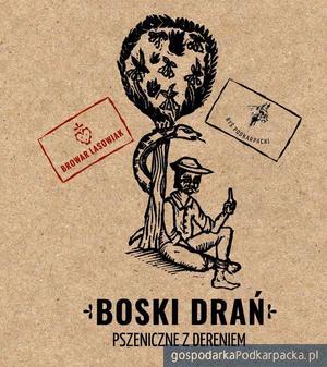 """Nowe piwo Browaru Lasowiak: """"Boski drań"""""""