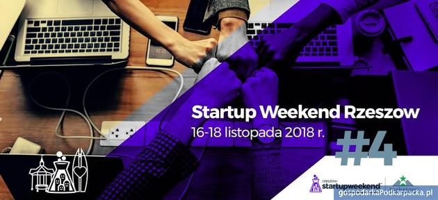 """IV edycja """"Startup Weekend"""" Rzeszów"""