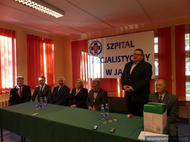 Będzie przebudowa oddziału chirurgii w szpitalu w Jaśle