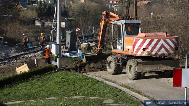 PKP PLK S.A. zmodernizuje 13 przejazdów kolejowych na Podkarpaciu