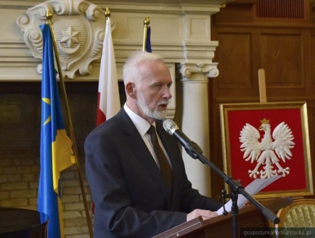 Prezydent Tarnobrzega Dariusz Bożek zapowiada raport o stanie miasta