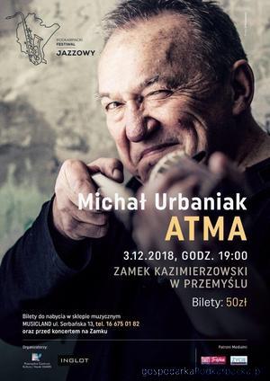 Michał Urbaniak zagra w Zamku Kazimierzowskim