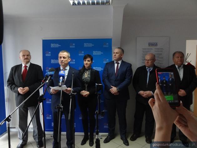 Sejmik: Koalicja Obywatelska zgłosi swoich kandydatów