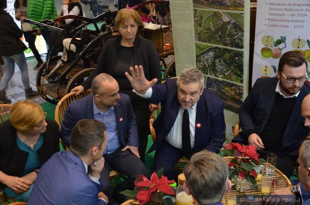 Minister Jan Ardanowski