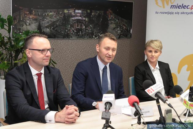 Adriana Miłoś i Paweł Pazdan zastępcami prezydenta Mielca