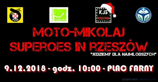 SuperOes Moto-Mikołaj w Rzeszowie