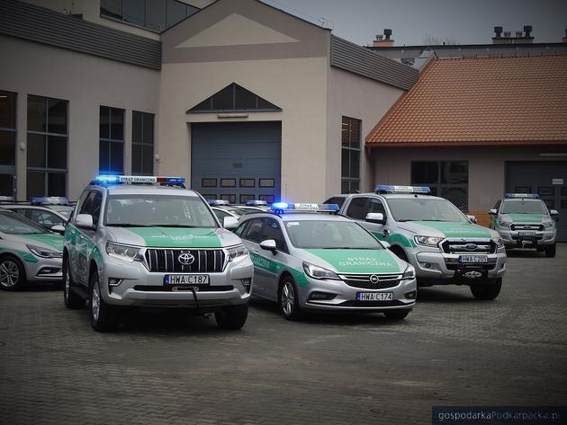 Straż Graniczna na Podkarpaciu dostała nowy sprzęt