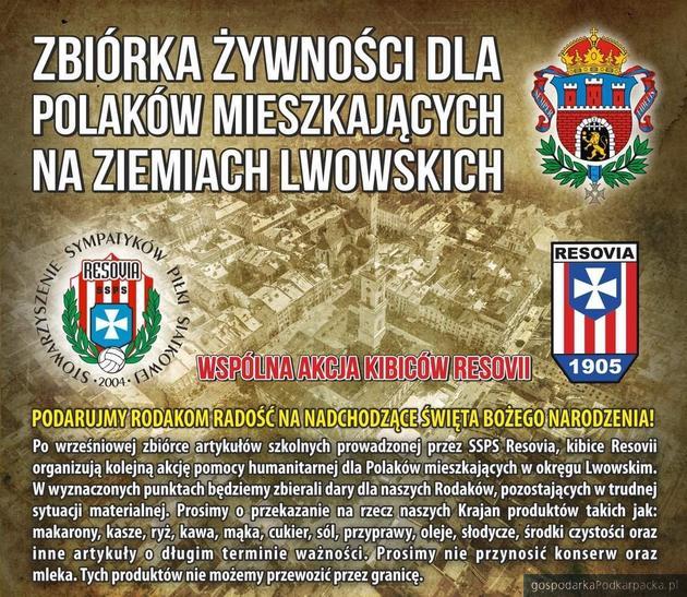Zbiórka żywności dla Polaków na Wschodzie