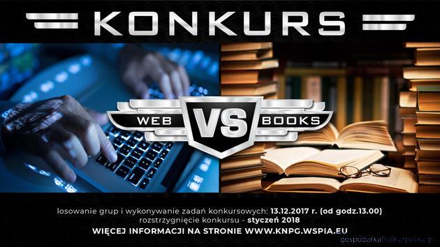 IV edycja konkursu Web vs. Books