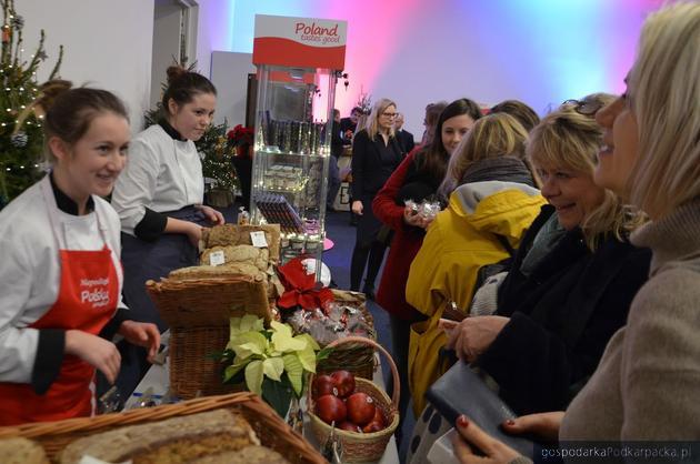 Promocja polskich, w tym podkarpackich kulinariów w Brukseli