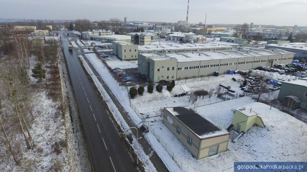 Powstaje nowe oświetlenie w strefie przemysłowej w Machowie