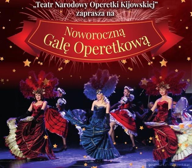 Koncert noworoczny w Filharmonii Podkarpackiej