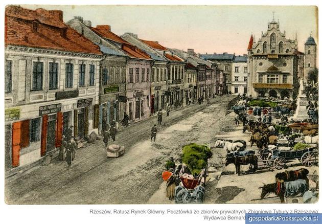 """""""Pocztówki z Rzeszowa 1914-18"""""""
