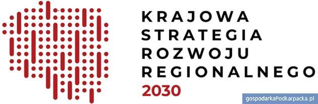 Konsultacje społeczne Krajowej Strategii Rozwoju Regionalnego 2030