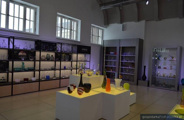 Nowy salon firmowy w Centrum Dziedzictwa Szkła