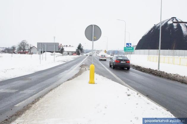 Łącznik Węzła Zachodniego A4: Straszęcin - Dębica oficjalnie otwarty