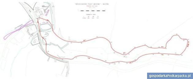 Dwie narciarskie trasy biegowe w Bieszczadach z homologacją FIS