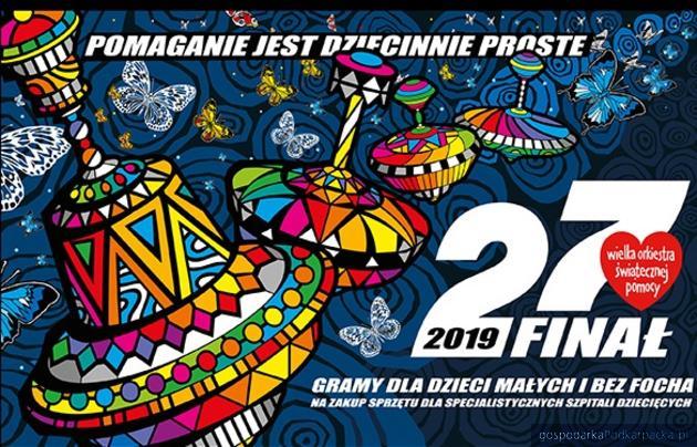 Wielka Orkiestra Świątecznej Pomocy 2019 na Podkarpaciu